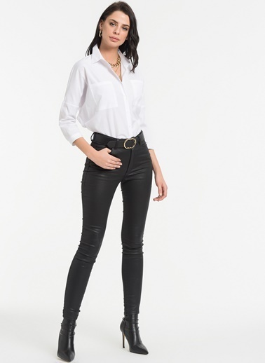 Styletag Poplin Gömlek Beyaz
